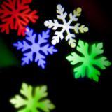 оголошення Лазерный проектор 326-1 Снежинки